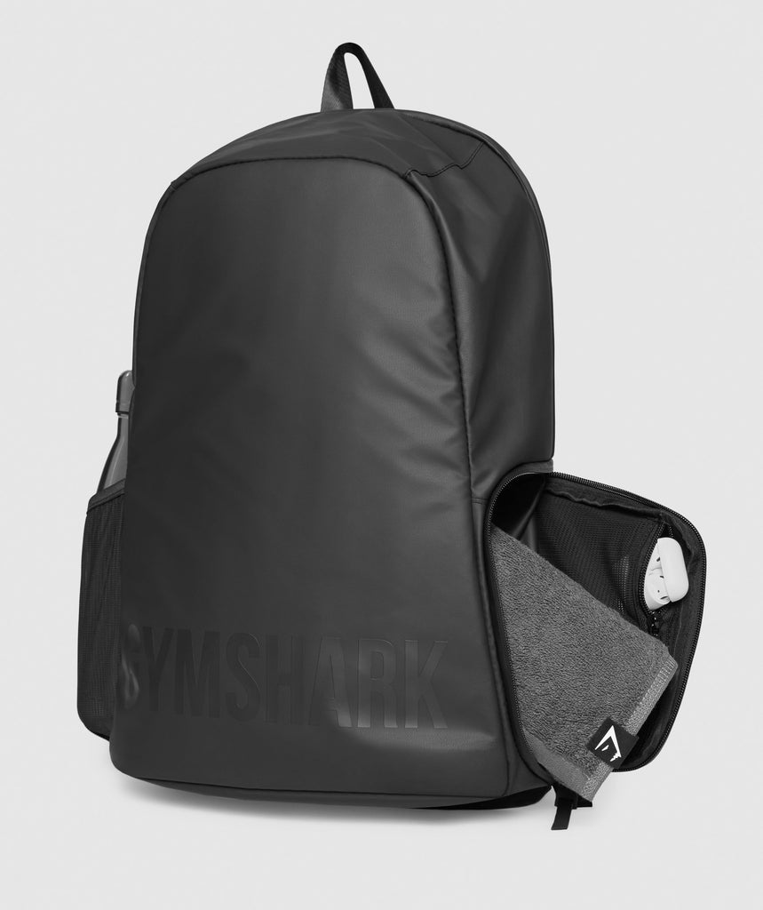 Gymshark X Series Backpack 0.1 - Black 1