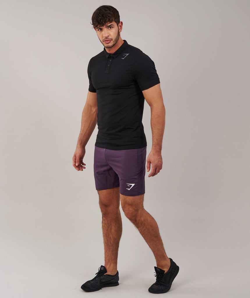 Gymshark Sport Shorts - Nightshade Purple 1