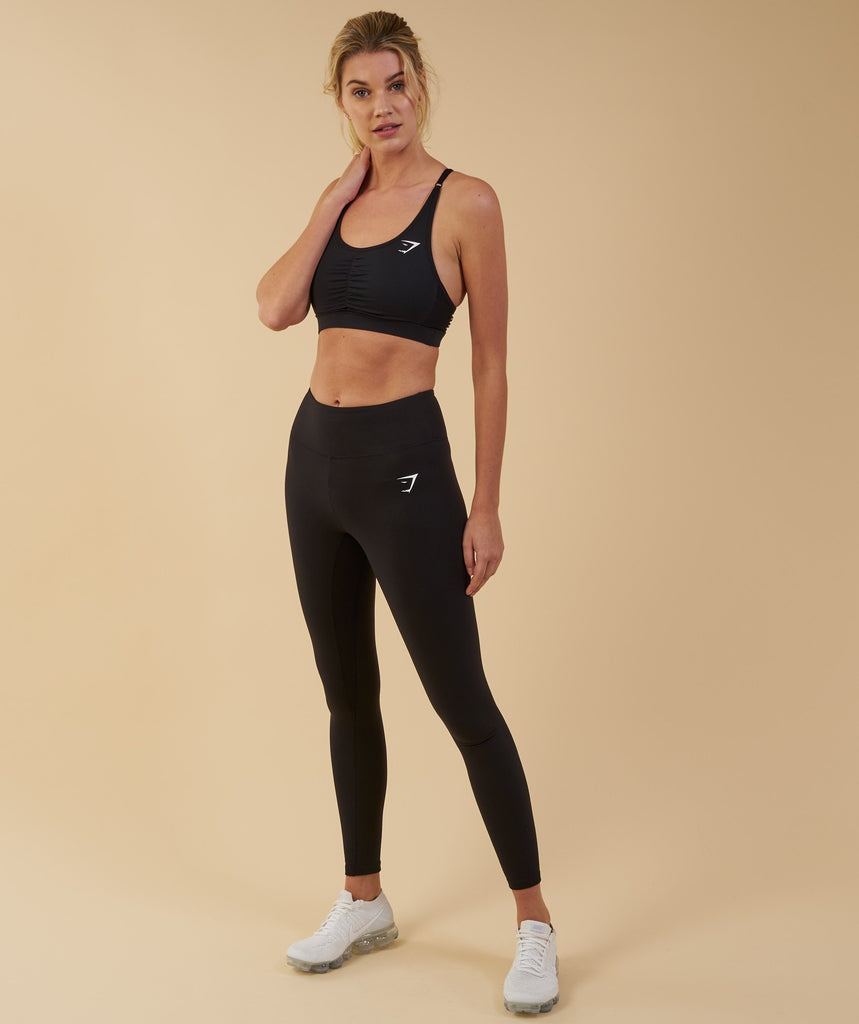 Gymshark Dreamy Leggings - Black 1