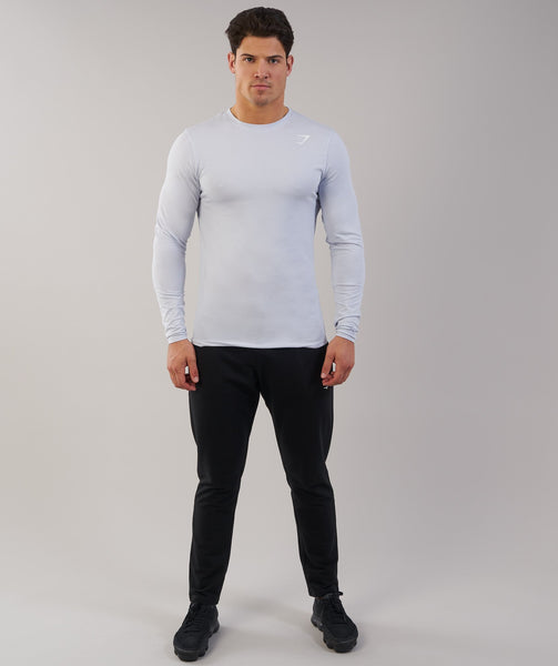 Gymshark Ark Long Sleeve T-Shirt - Clear Water 3