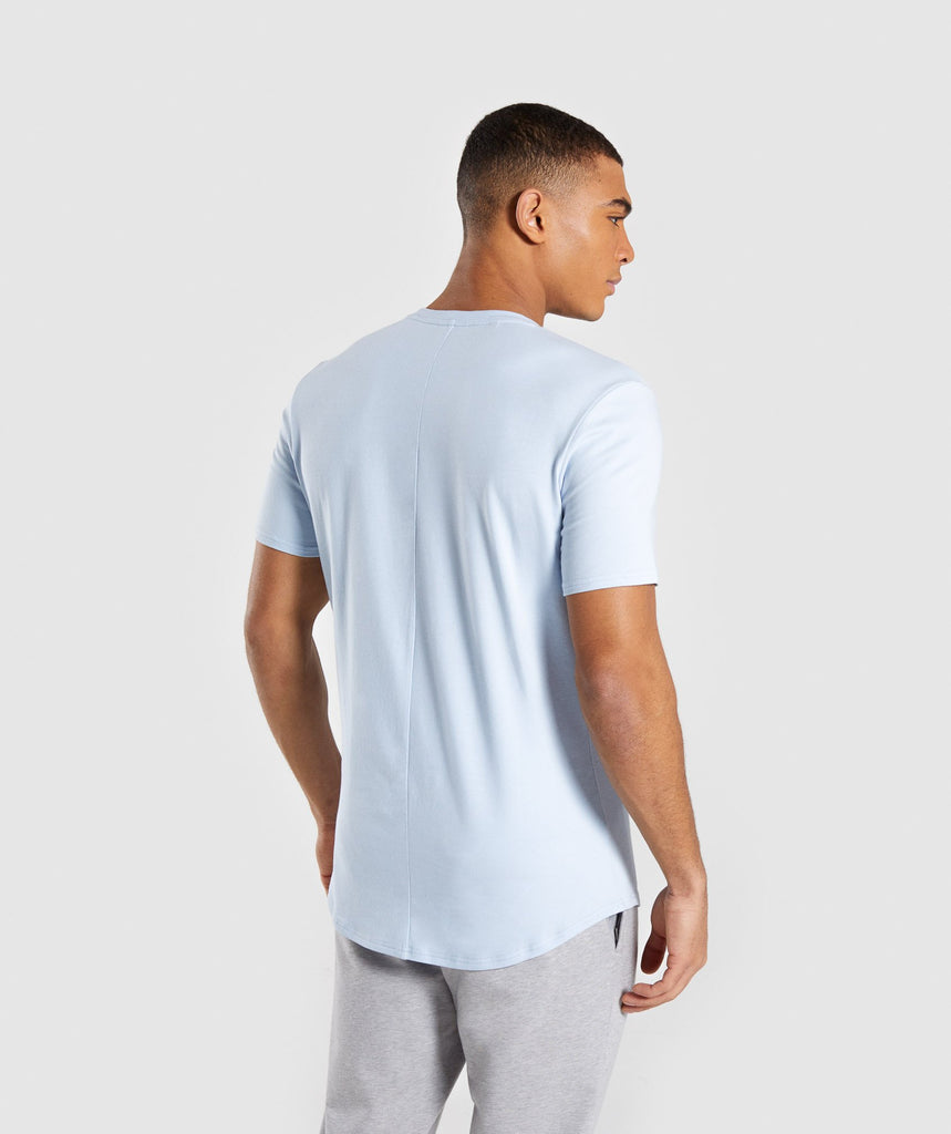 Gymshark Bold Graphic T-Shirt - Blue 2
