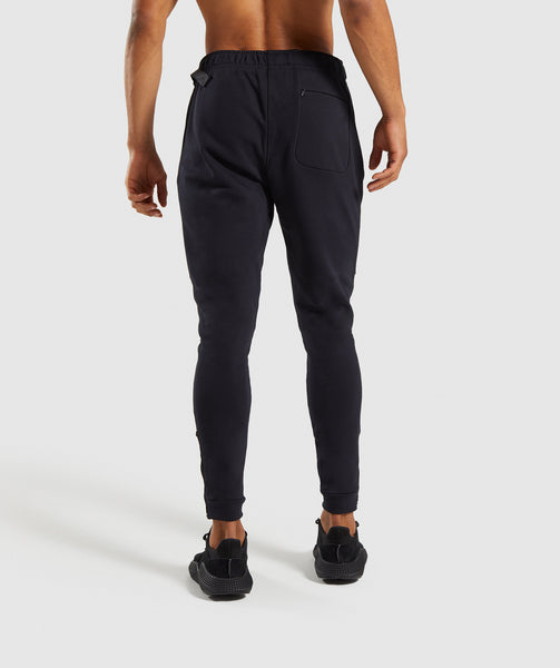 Gymshark Carbon Bottoms - Black 1