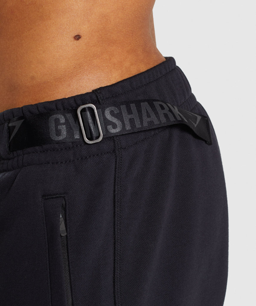 Gymshark Carbon Bottoms - Black 5