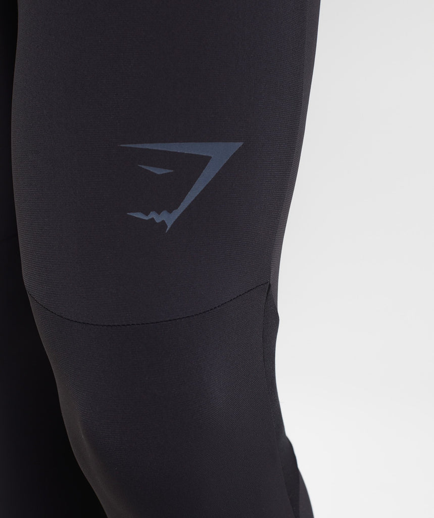 Gymshark Selective Compression Stirrup Leggings  - Black 6