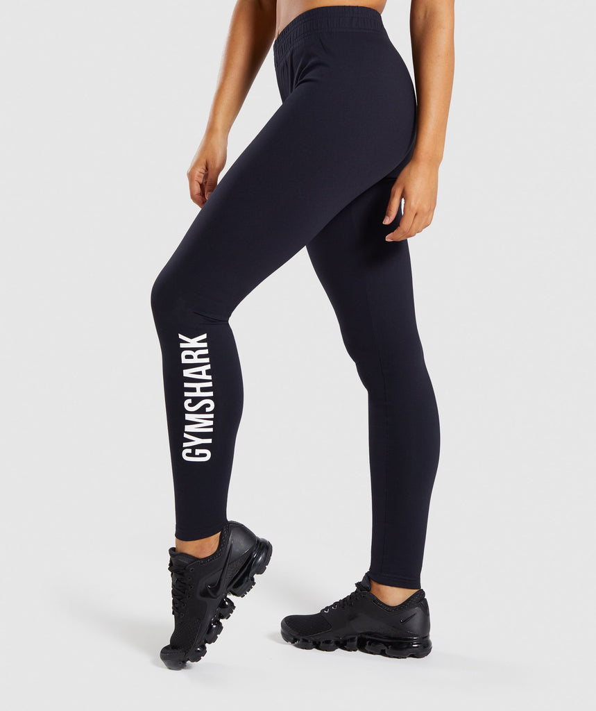 Gymshark Core Leggings - Black 1