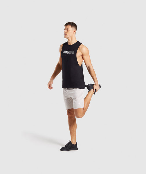 Gymshark Distort Tank - Black 3