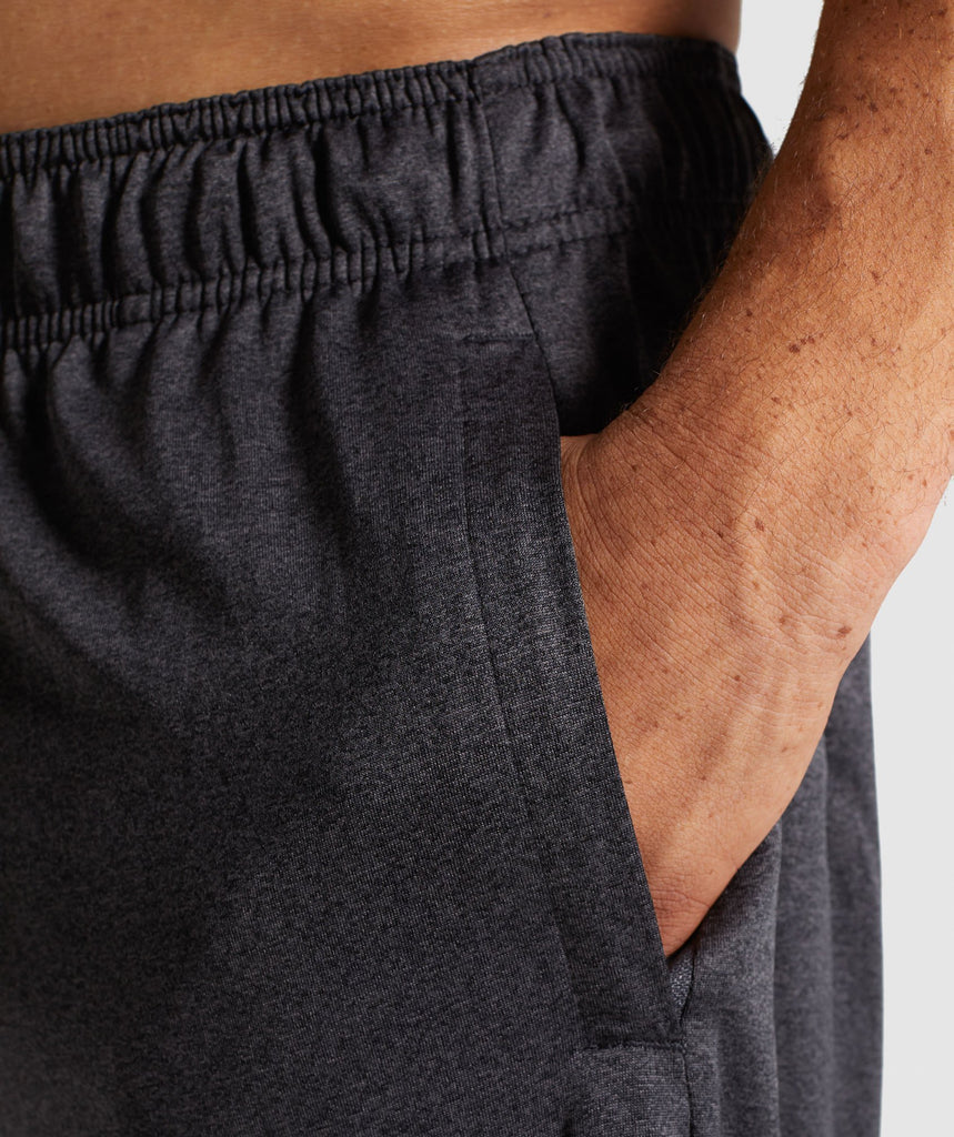 Gymshark Element Shorts - Black Marl 5