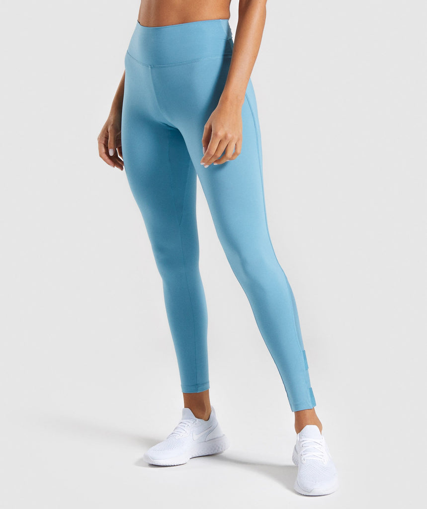 Gymshark Empower Leggings - Teal 1