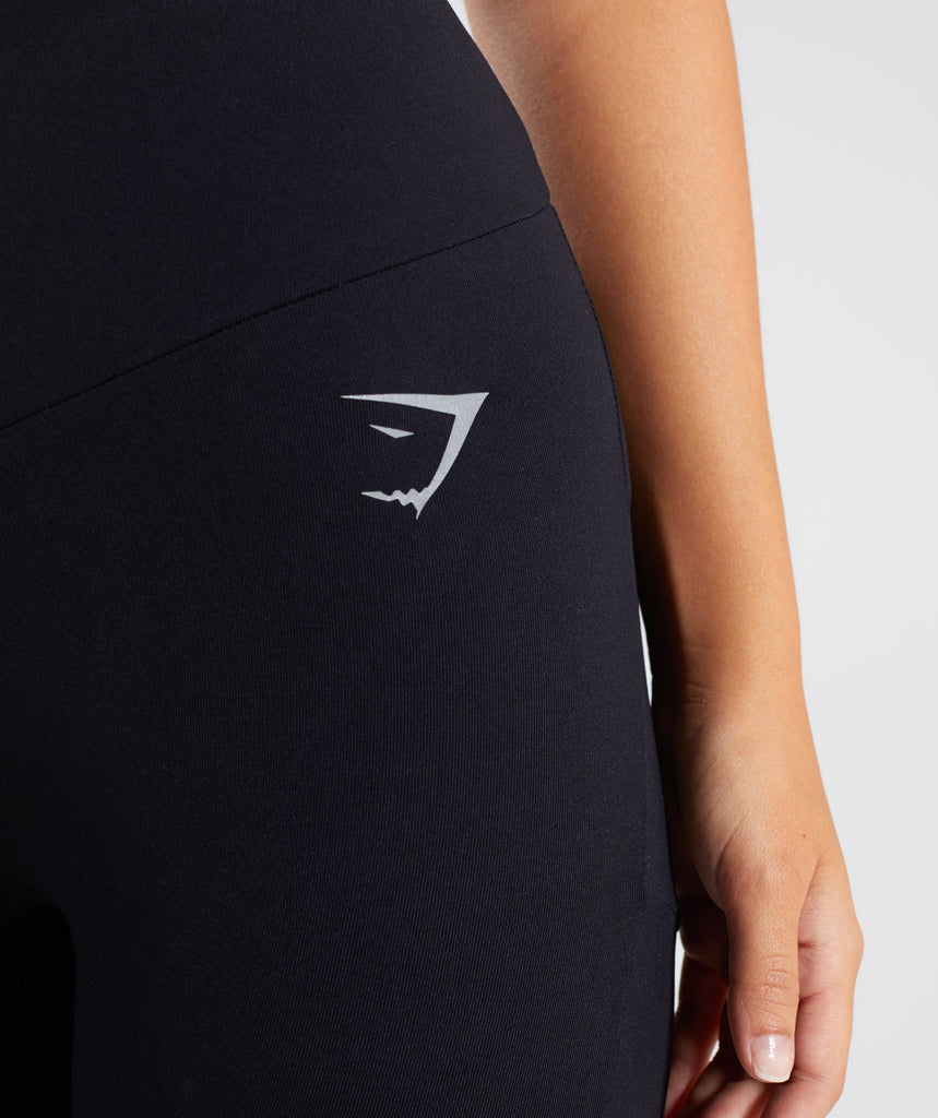 Gymshark Fused Ankle Leggings - Black 5