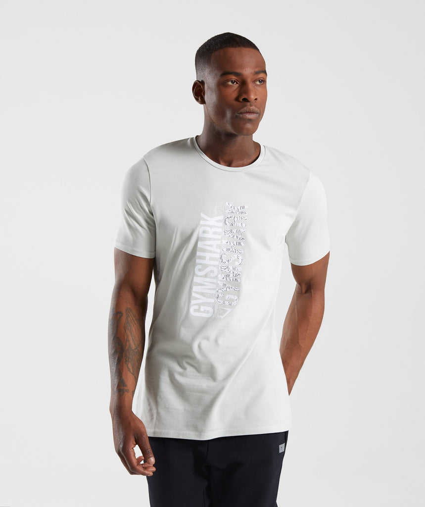 Gymshark Ascend T-Shirt - Pastel Green 4