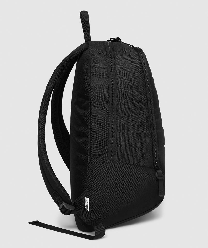 Gymshark GS Backpack - Black 2