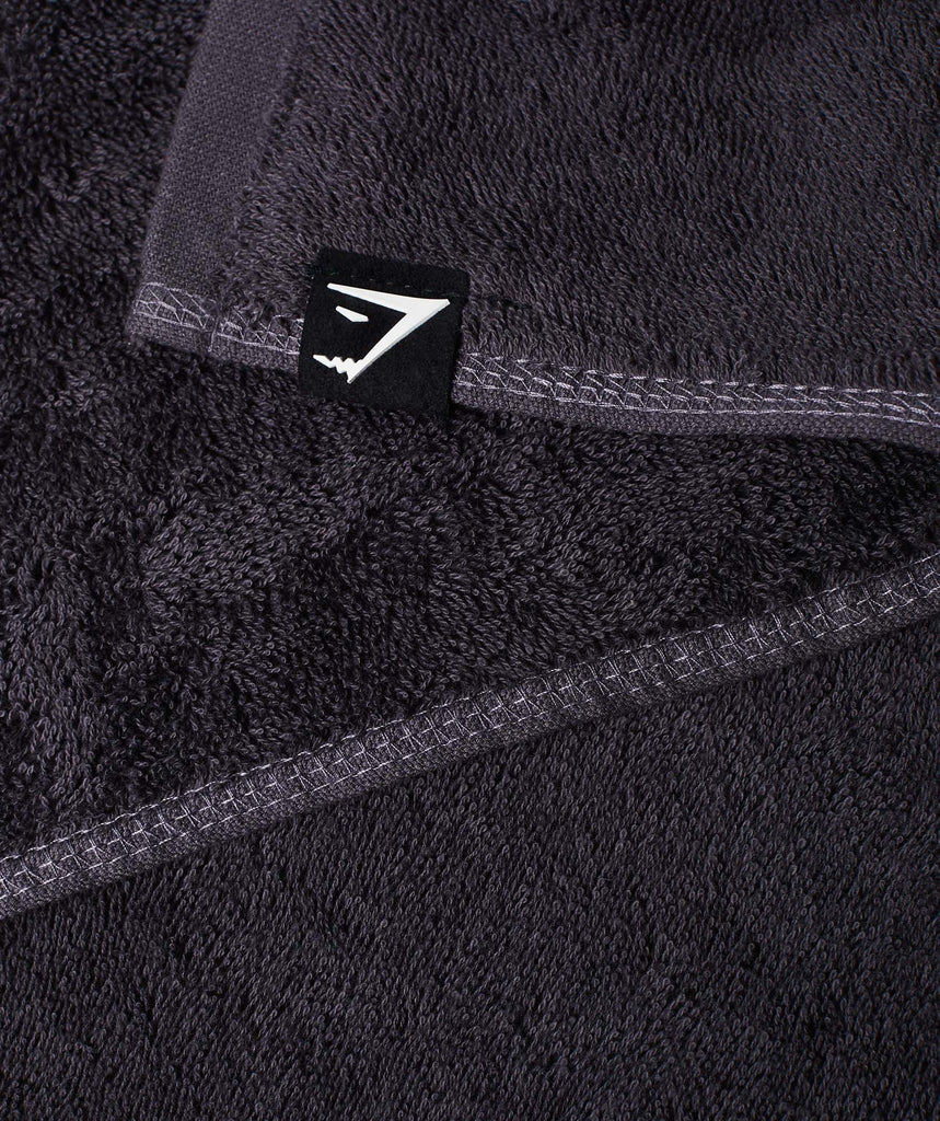 Gymshark Sweat Towel - Charcoal 2