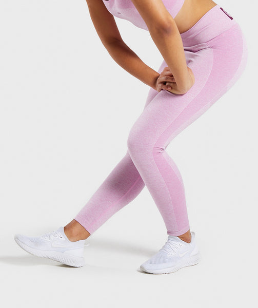 Gymshark Flex High Waisted Leggings - Pink 2
