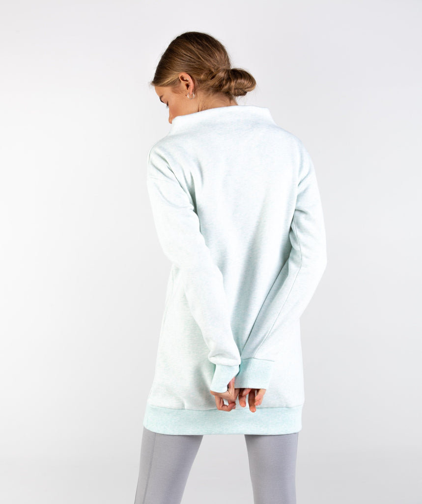 Gymshark So Soft Sweater - Sea Foam Green 2