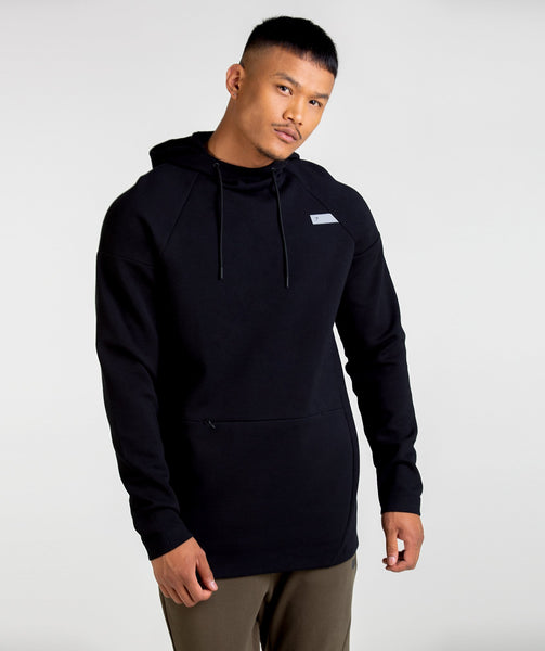 Gymshark Construction Pullover - Black 4