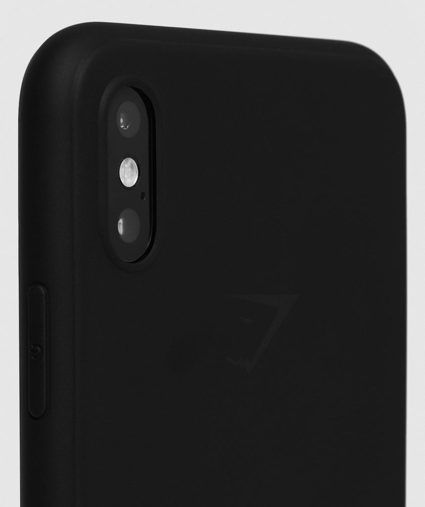 Gymshark iPhone XS Max Case - Black 2