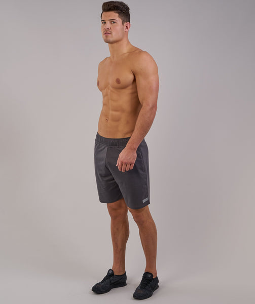 Gymshark Free Flow Shorts - Charcoal 3