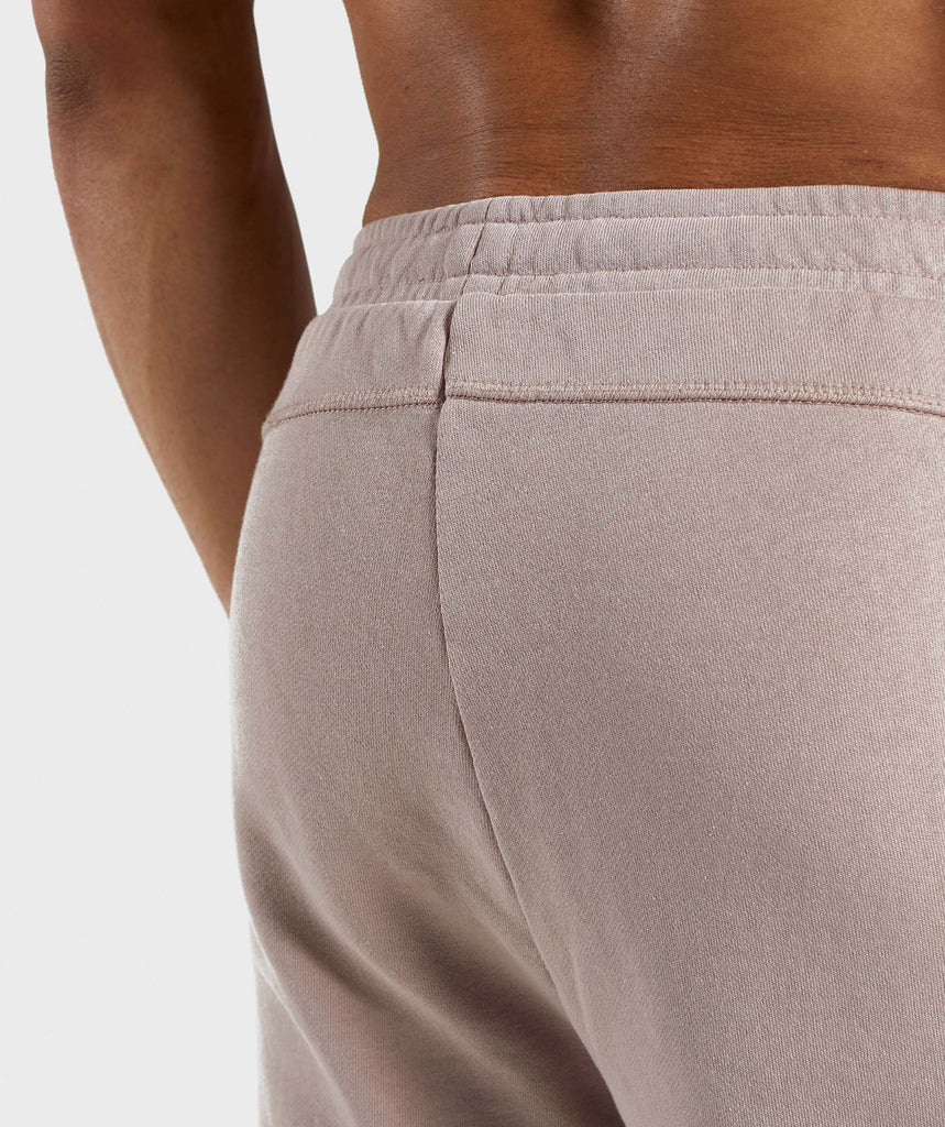Gymshark Laundered Joggers - Nude 6