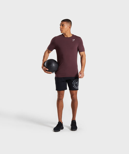 Gymshark Legacy Plus Shorts - Black 3