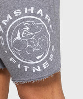 Gymshark Legacy Plus Shorts - Grey 11