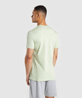 Gymshark Legacy T-Shirt - Light Green 8