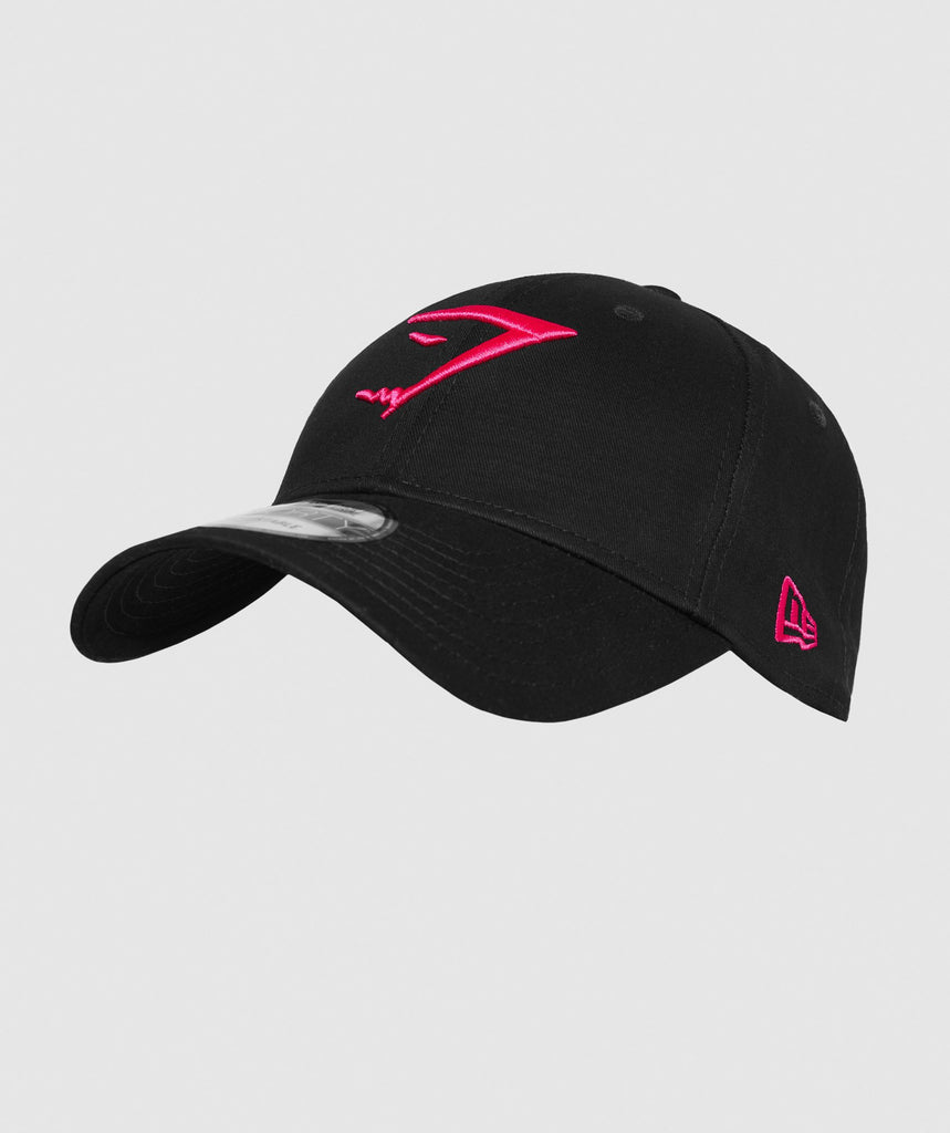 Gymshark New Era 9FORTY Adjustable - Black 1