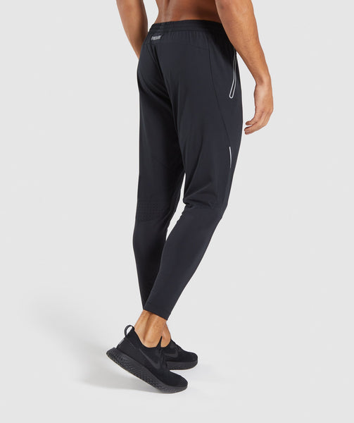 Gymshark Precision Bottoms - Black 1
