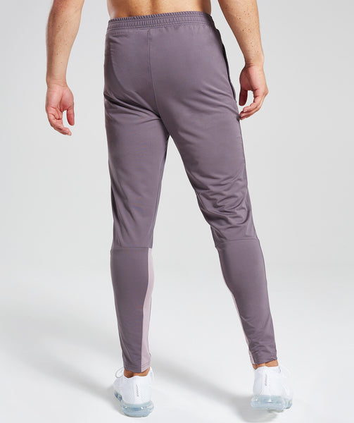 Gymshark Reactive Training Bottoms - Slate Lavender/Purple Chalk 1