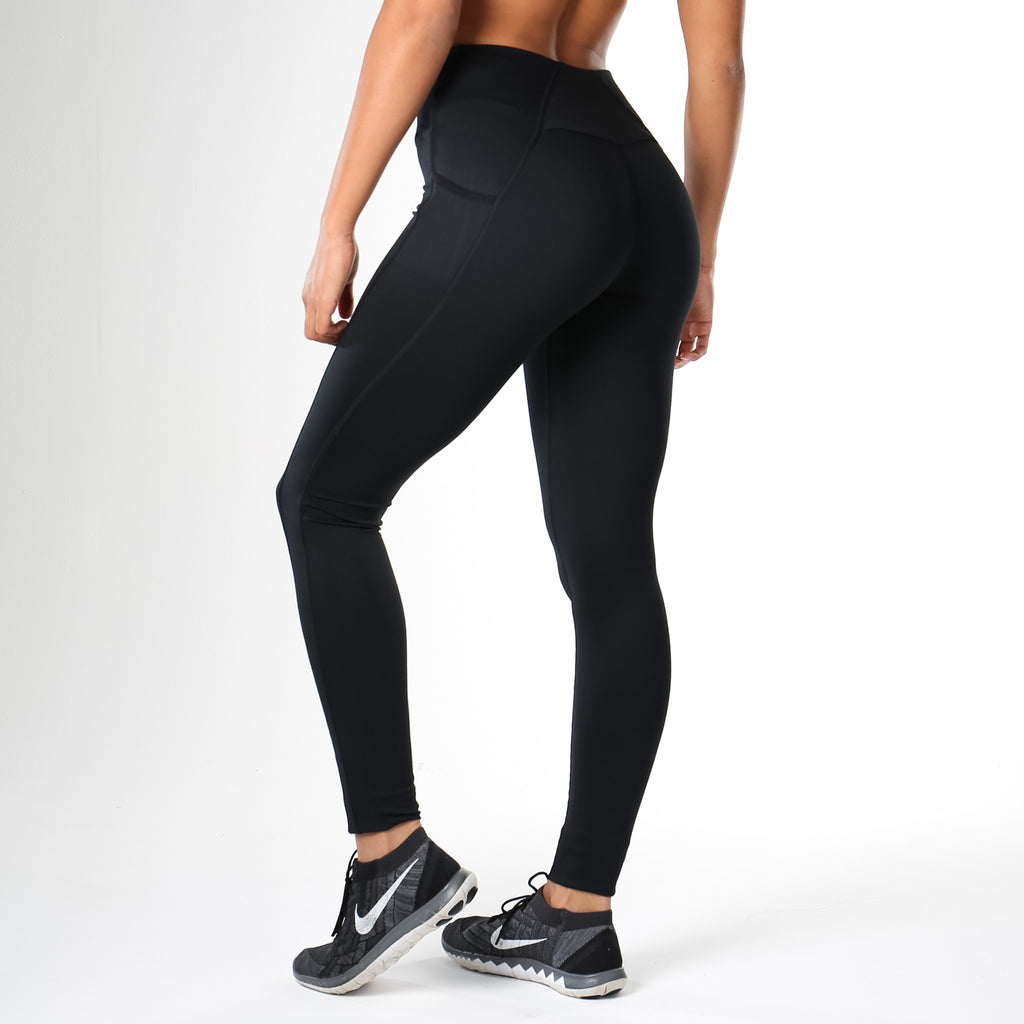 Gymshark DRY Sculpture Leggings - Black