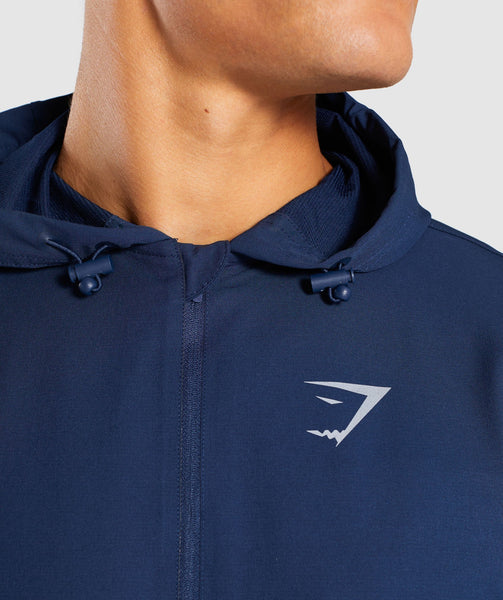 Gymshark Stealth Pullover - Sapphire Blue 3