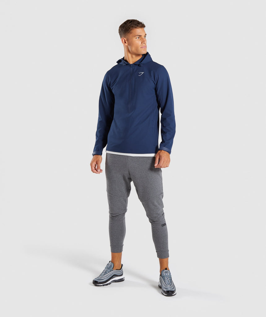 Gymshark Stealth Pullover - Sapphire Blue 6