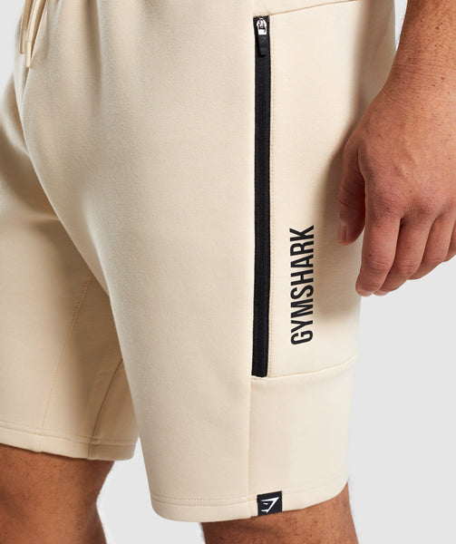 Gymshark Ultra Shorts - Warm Beige 4