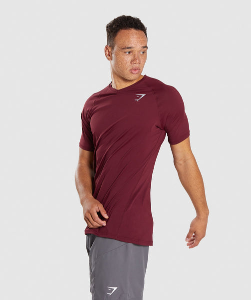 Gymshark Veer T-Shirt - Port 2