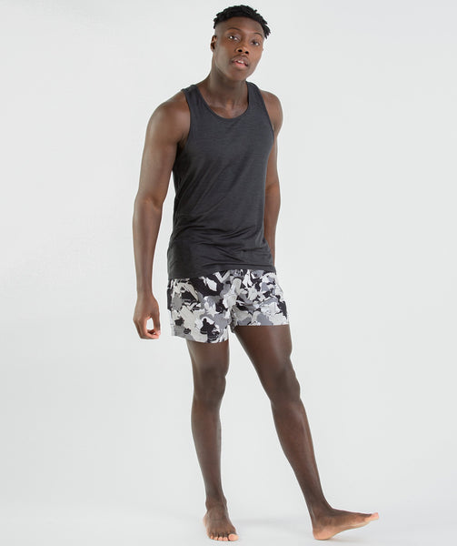 Gymshark Atlantic+ Swimshorts - Charcoal 2