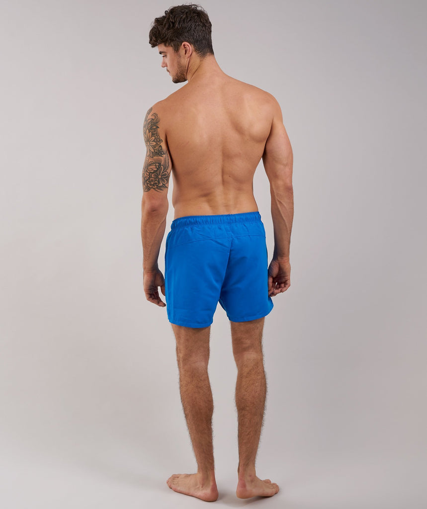 Gymshark Atlantic Swim Shorts - Dive Blue 2