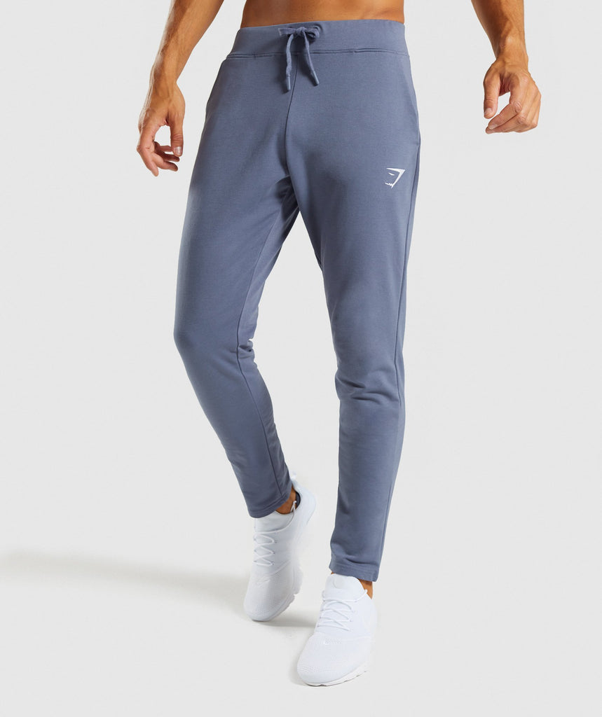 Gymshark Ark Bottoms - Aegean Blue 1