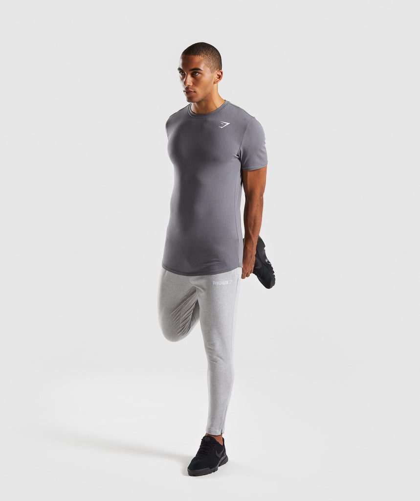 Gymshark Ark T-Shirt - Smokey Grey 5