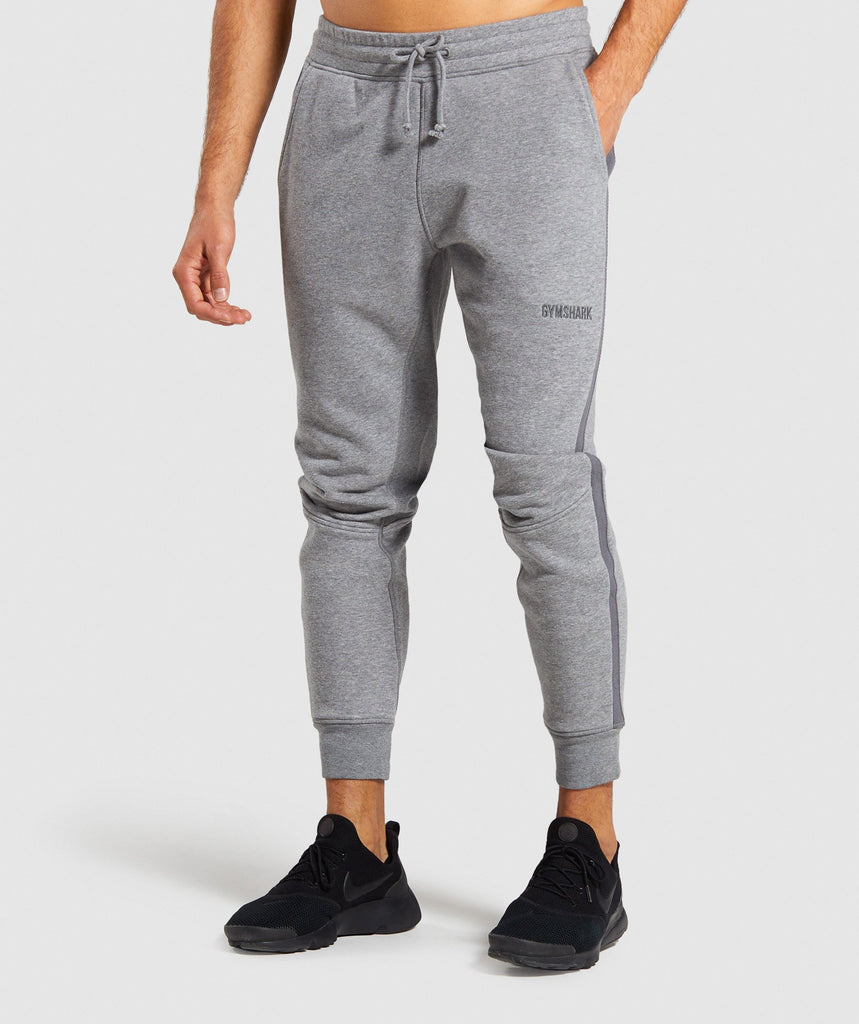 Gymshark Compound Joggers - Grey 1