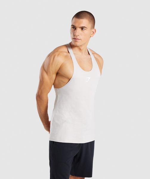 Gymshark Critical Stringer - Grey 4