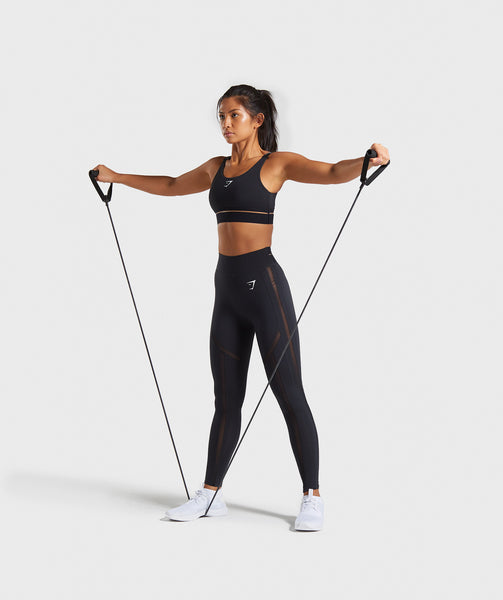 Gymshark Embody Sports Bra - Black 4