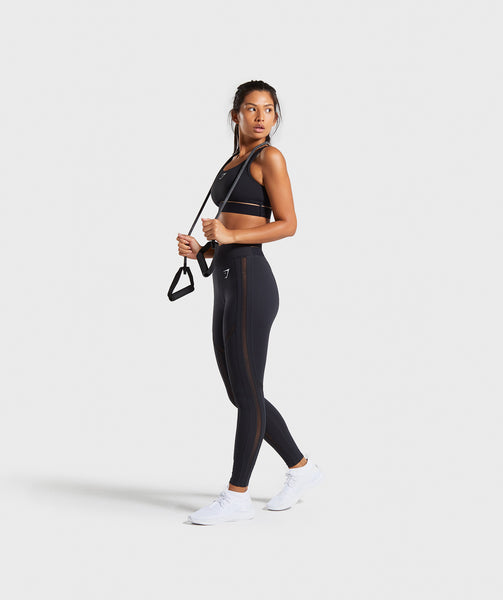 Gymshark Embody Sports Bra - Black 3