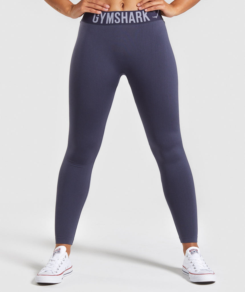 Gymshark Fit Leggings - Dark Blue 1
