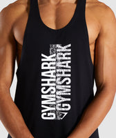Gymshark Ascend Stringer - Black 11