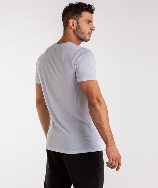 Gymshark Aerate T-Shirt - Clear Water 4