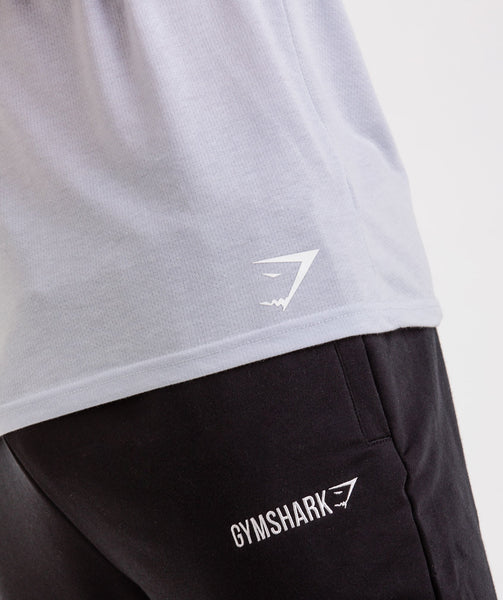 Gymshark Aerate T-Shirt - Clear Water 3