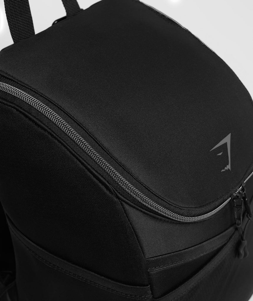 Gymshark Neoprene Lifestyle Backpack - Black 5