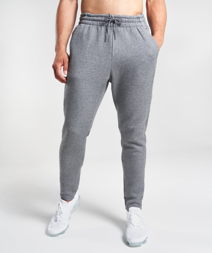 Gymshark Ozone Bottoms - Charcoal Marl 1