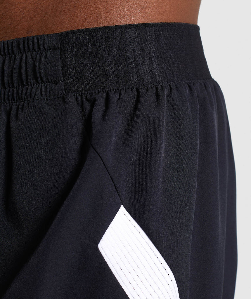Gymshark Premium Training Shorts- Black 6