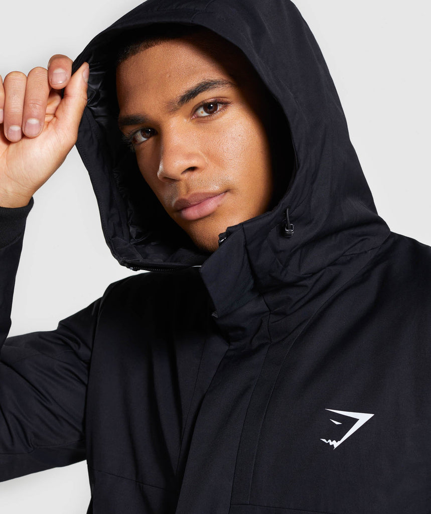 Gymshark Summit Jacket - Black 5