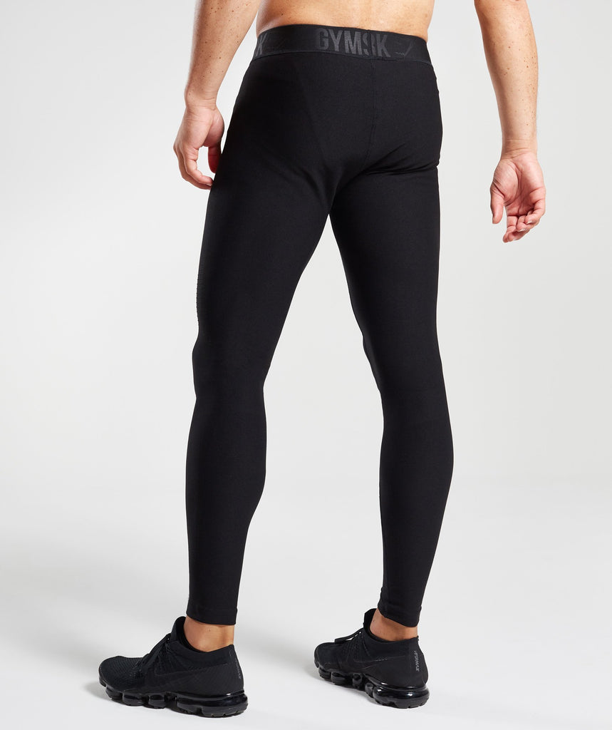 Gymshark Tech Leggings - Black 2